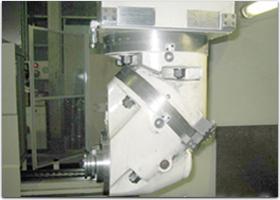 門型マシニングユニバーサルヘッド